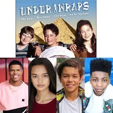 "Christian J. Simon, Malachi Barton, Sophia Hammon & Phil Wright to Star in  ""Under Wraps"" Remake – BeautifulBallad"