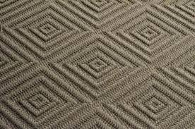 diamond pattern carpet sisal rug woven wool remnant with cut and loop pa