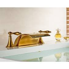 gold finish bathroom faucets gold bathroom sink faucet wwjlhjf