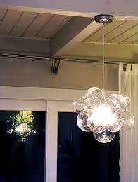 diy bubble ball chandelier swing n cocoa
