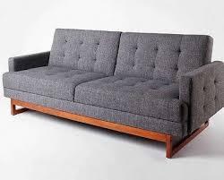 Beautiful Mid Century Modern Sleeper Sofa Mid Century Modern Sofa
