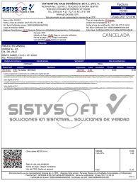 Formatos De Factura Formato De Factura 3 3 Para Ventas Microsip Soluciones