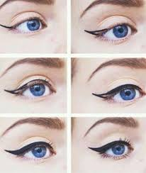 if you are going to master one makeup look for fall it 39 s cat eye eyeliner