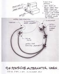 1972 Porsche 914 Wiring Diagram Porsche 356B Wiring-Diagram