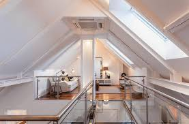 Houses With Attics Stunning Attic Loft In Stockholm Sweden Decoholic Review