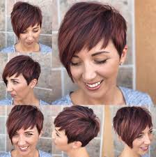 Short Hairstyles Pixie Bob