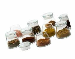 libbey vibe mini glass jars with lids set of 12 standard packaging