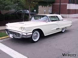 Picture of 1958 Ford Thunderbird hardtop