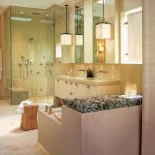 bathrooms lighting. Using Pendant Lights Around Vanities Adds A Creative Touch To Bathrooms. Pendants Provide Fresh Alternative Sconces. Three Designers Offer Tips For Bathrooms Lighting