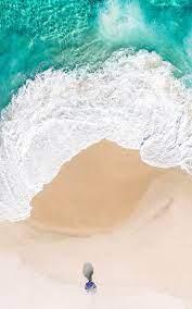 Amazing Beach 4K Ultra HD Mobile Wallpaper