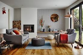 Traditional Living Room Ideas Black And Red Decorating Ideas