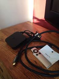 Apple TV plus HDMI cable in Salisbury für £ 50,00 zum Verkauf