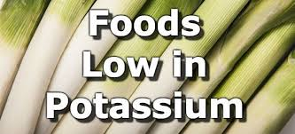 Potassium In Fruits Chart Top 10 Foods Lowest In Potassium For People With Kidney Disease