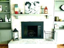 how to decorate a brick wall brick fireplace decor brick fireplace decor ideas brick wall fireplace