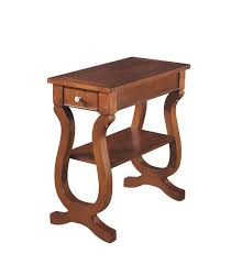 Cherry accent table Corner Transitional Cherry Accent Table Lilys Furniture Mattress Transitional Cherry Accent Table 900975 Accent Tables Lilys