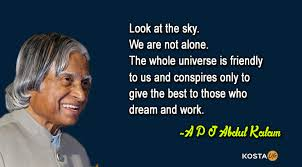 Apj Abdul Kalam Quotes On Dreams Best Of Money Market Tips QUOTES A P J Abdul Kalam Quotes
