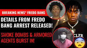 Fredo Bang & Lit Yoshi Arrest ...