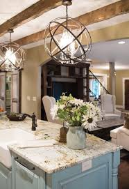 30 elegant and antique inspired rustic glam decorations modern kitchen lightingrustic