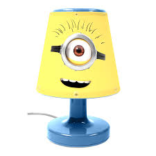 childrens bedroom lighting. delighful childrens minions kids bedroom lighting night light lamp bedside extraordinary childrens  bedroom lamp on lighting l