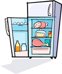 refrigerator clipart. vintage refrigerator cliparts #2547707 clipart a