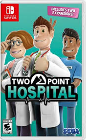 Two Point Hospital - Nintendo Switch: Sega of ... - Amazon.com