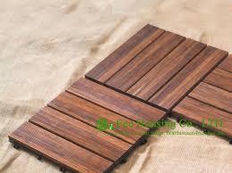 Small Picture Aliexpresscom Buy Outdoor Bamboo Floor Tiles 300x300x25mm