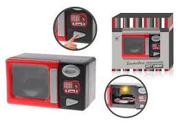 Купить <b>Микроволновая печь S</b>+<b>S Toys</b> 101031829 красный ...