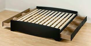 2017 Extraordinary Low Profile Bed Frame King A Modern Home Design ...