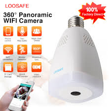 Aliexpress.com : Buy <b>LOOSAFE 2MP IP Camera</b> Wireless WIFI 360 ...