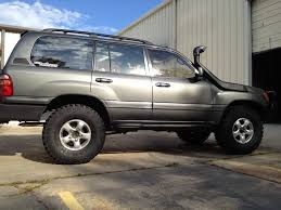 2000 Toyota Land cruiser 100 – pictures, information and specs ...