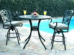 bistro set outdoor bar height outdoor bar bistro table set tall outdoor table tall outdoor bistro