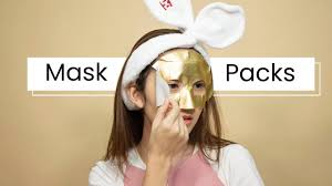<b>Gold</b> Face mask for anti-wrinkle?! | HERMO TV - YouTube