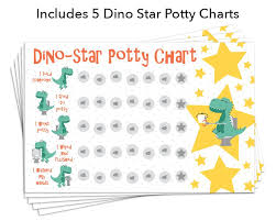 Dinosaur Potty Chart Printable Www Bedowntowndaytona Com