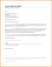 Closing Letter Statement Modern Bio Resumes