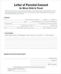 travel authorization letter exles