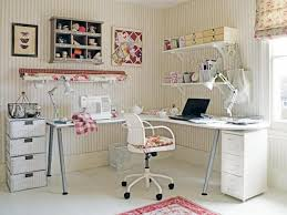 home office decor room. Unique Office Modern Home Office Decor Ideas White Pink Colors On Home Office Decor Room