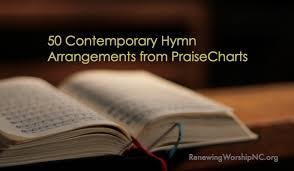 50 Contemporary Hymn Arrangements From Praisecharts