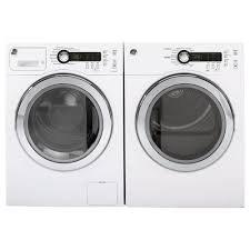 Compact Front Load Washers Ge Dcvh480ekww Front Loading Electric Dryer Ge Wcvh4800kww Front
