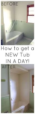 bathroom in a day. Get A New Bathtub In Day With Bath Fitter! See Pictures Of Installation Bathroom E