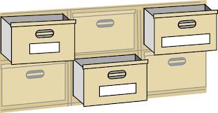 Small File Cabinet Clipart Clip Art Library