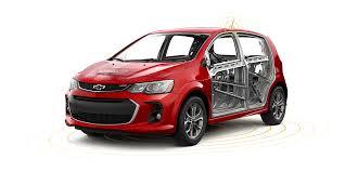2018 Sonic: Compact Car   Sedan & Hatchback   Chevrolet
