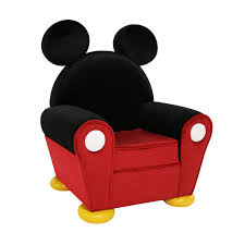 more photo of mickey mouse chair
