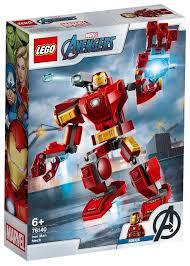Купить <b>Конструктор LEGO Marvel</b> Super Heroes 76140 Avengers ...