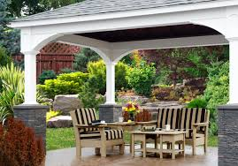 Van Buren Outdoor Seating Group Town  Country Furniture - Landscape lane outdoor furniture
