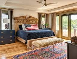 Patriotic Room Designs And Decor