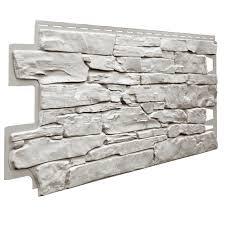 greece style external pvc stone effect cladding 5 panel box 2 1 sq m coverage