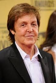 Resultado de imagem para Paul McCartney