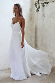 Beach Wedding Dresses Looking Stunning For The Event My Wedding