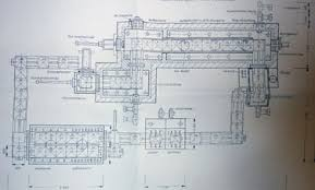 second hand heat treatment furnaces Gas Furnace Parts Diagram furnace no 73 045 heating propangas, radianttubes, vertical; operating temperature 1000 �c preheating zone 2000 mm carburizing zone 3500 mm