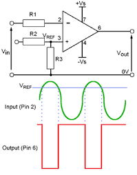 Op Amp Comparator Op Amps And Comparators